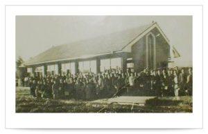 1965 年 12 月 12 日石門浸信會舊堂獻堂